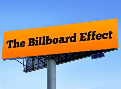 efecto billboard en hoteles